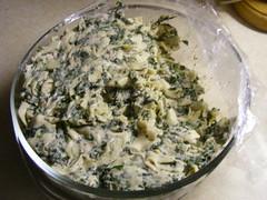 thistle(0.0), leaf vegetable(0.0), produce(0.0), vegetable(1.0), dip(1.0), food(1.0), dish(1.0), cuisine(1.0),