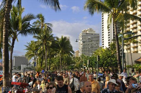 Calcadao Waikiki