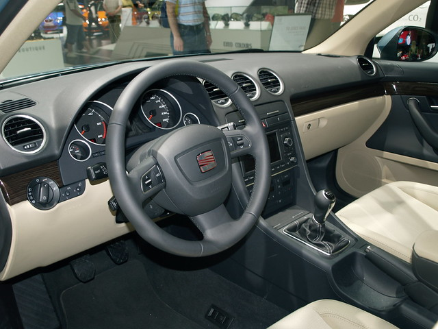 Seat exeo st interior flickr photo sharing - Interior seat exeo ...