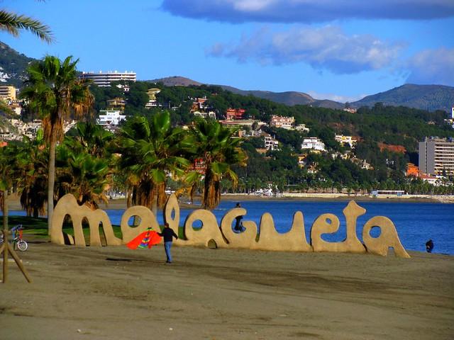 Malaga, Spain - Flickr CC migulski