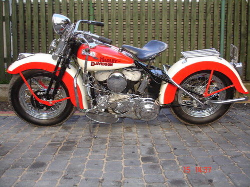 Harley Davidson WL 1942