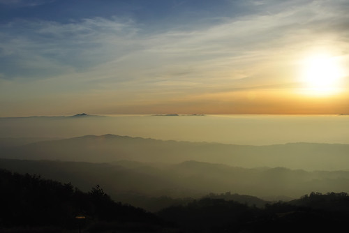 california sunset sky sun clouds mounthamilton johnk d5000 overtheshot johnkrzesinski randomok