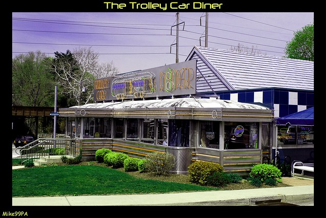 Chestnut Hill Diner Brodheadsville Pennsylvania http://www.flickr.com/photos/mrmyke/4357453431/