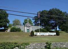 Mount Benedict Cemetery, West Roxbury Mass.