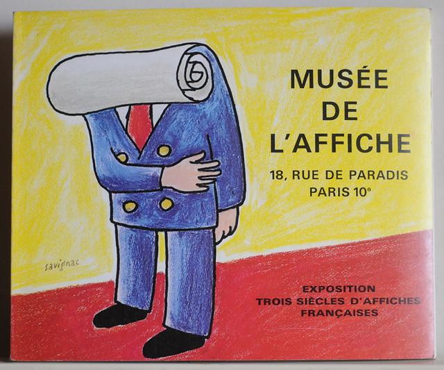 Trois siècles d'affiches françaises, Musée de l'affiche