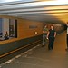 Visitors Made in China Underground Station Rosa-Luxemburg-Platz © Photo Eva Knoll