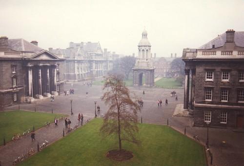 Trinity College Dublin 1988