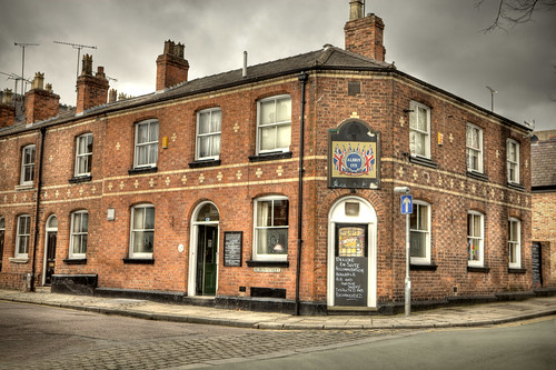 The Albion Inn, Chester