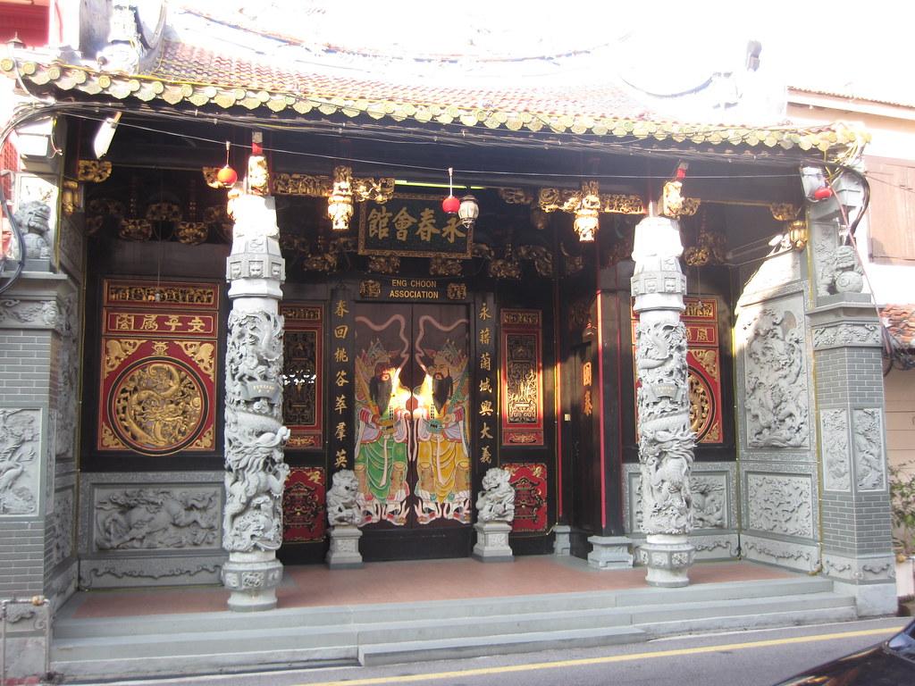 Chinese Temple - Melaka
