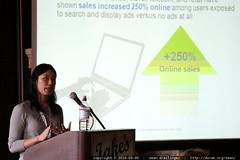 jane hong   google   250% increase in online sales