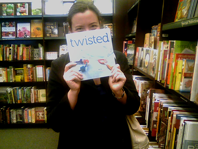 totally twisted at barnes and noble