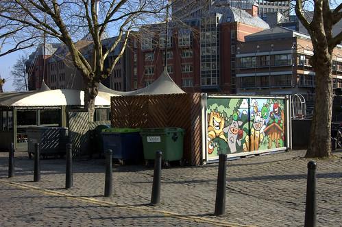 Street Art on the Welsh Back