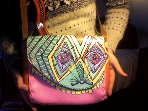 i did my own purse + gif
