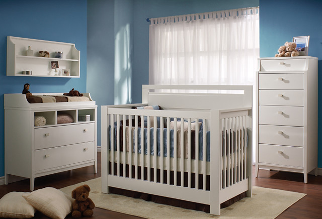 Ap industries blue note collection baby bedroom - Chambre a coucher bebe ...