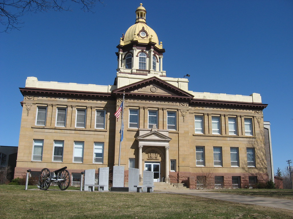 Pierce County, Wisconsin Courthouse