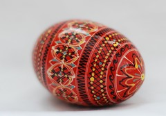 art, orange, red, food, easter egg, bead,
