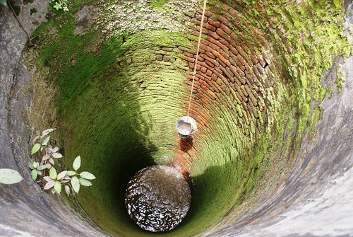 Water in well in Purulia
