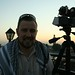 Using the Gigapan camera, on the Cafe de France terrace, above the Djemaa el-Fna by Richard Allaway