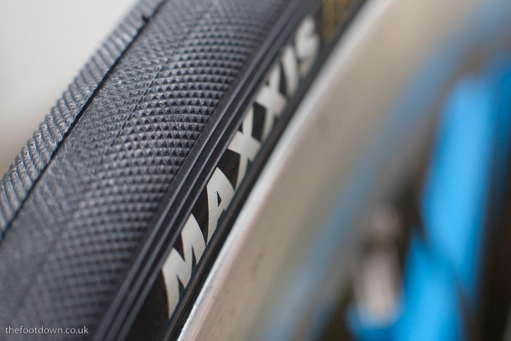 maxxis refuse tyre #2