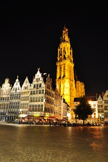 Cathedral of Our Lady, Antwerp Belgium