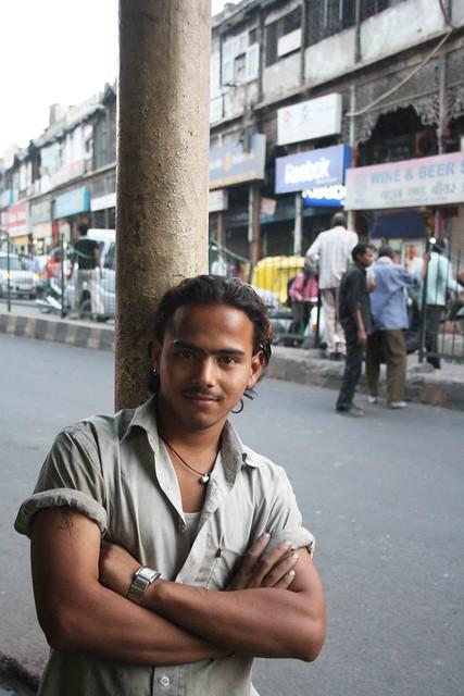 City Neighbourhood – Kashmere Gate, North Delhi