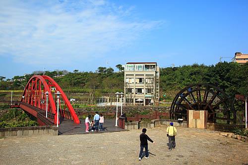 92H4八連溪生態步道-福德水車生態公園