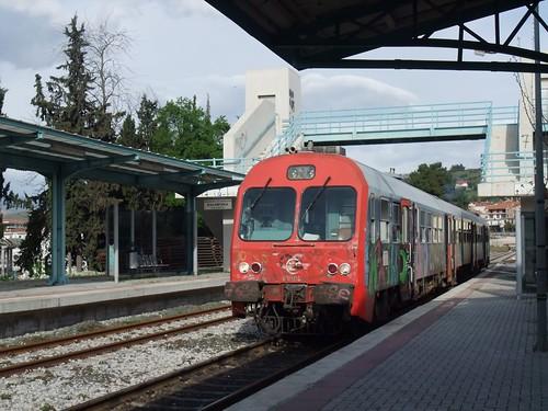 Kalambaka Railway Station