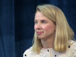 Marissa Mayer at Chirp