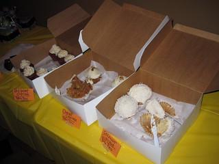 Cupcakes from Petsi Pies