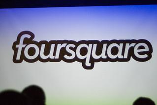 Foursquare live