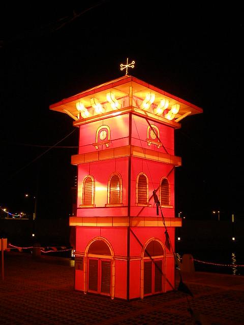 马六甲灯节