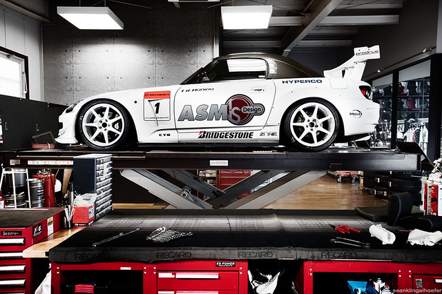 ASM No.1 Time Attack Honda S2000