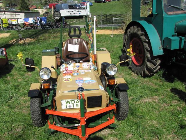 Trabant Traktor