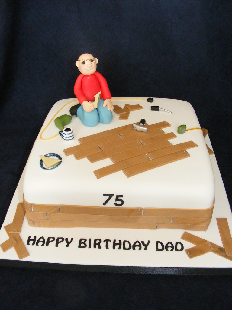 Daves Dads 75th