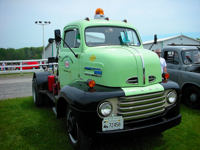 Ford 1948 F5 COE Truck http://www.flickr.com/photos/83677003@N00/4585792316/
