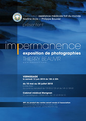 Invitation / Expo / Impermanence