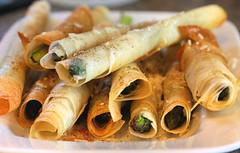 wrapped asparagus 8580 R