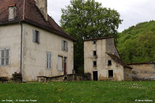 21 Cussey-les-Forges - Les Forges