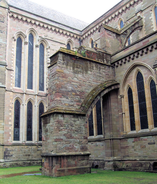 Flying Buttress...