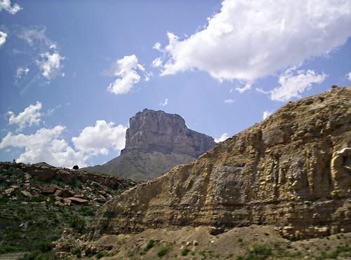 Carlsbad New Mexico - El Capitan peak