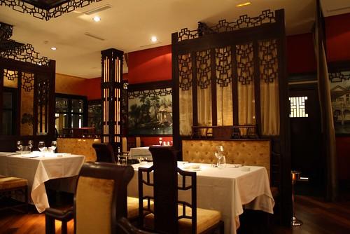 Restaurante tse yang hotel villamagna madrid - Hotel villamagna en madrid ...