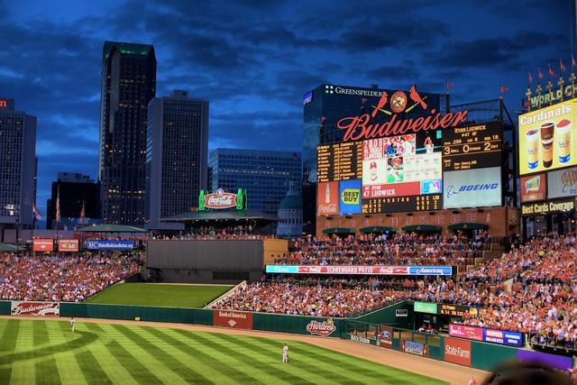 Busch Stadium St Louis Cardinals