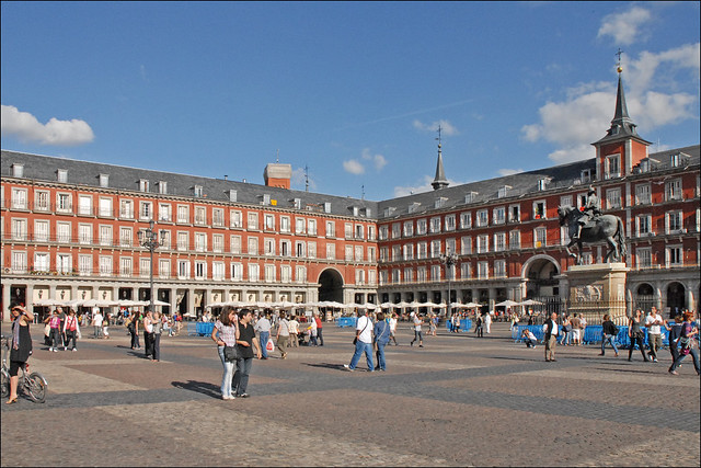 Plaza Mayor (Madrid) | Flickr - Photo Sharing!