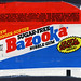Topps - Sugar-Free Bazooka bubble gum - Crazy Stick-Ons - wrapper - 1979