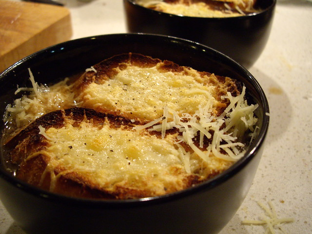 Classic French Onion soup | Flickr - Photo Sharing!