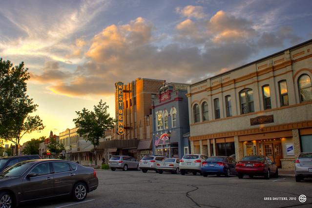 Movie theatre west bend