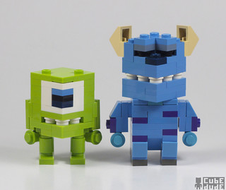 CubeDude Mike & Sully