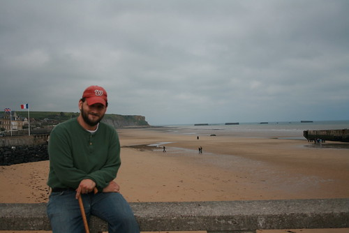 Arromanches, France--Site of the British landing