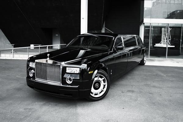 Las Vegas Limo Guide Rolls-Royce Phantom