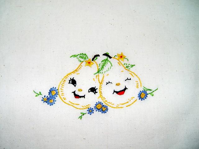 Free Hand Embroidery Design: Spring Garden Corner – Needle